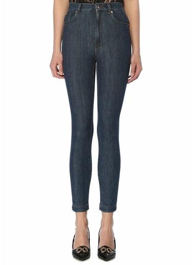 Dolce&Gabbana Jean Pantolon Lacivert